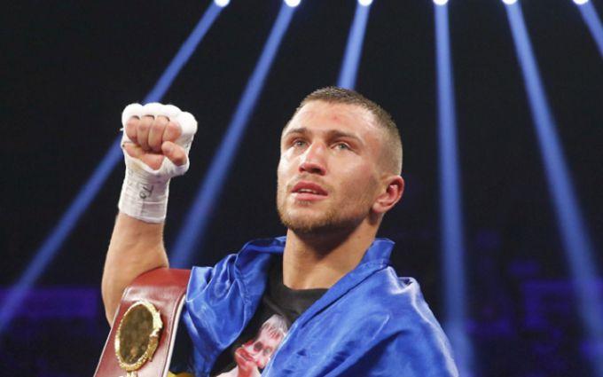 """""""Выходи на ринг!"""": Ломаченко бросил вызов известному боксеру"""