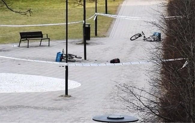 У Стокгольмі пролунав потужний вибух, є загиблі: з'явилися перші фото і відео (1)
