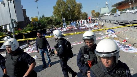 Турецький суд заборонив публікувати в ЗМІ інформацію про теракт в Анкарі
