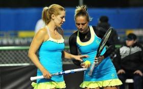 Украинские теннисистки пробились в четвертьфинал крупнейшего турнира в США