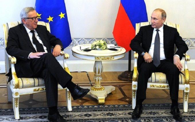 Глава Еврокомиссии рассказал анекдот, которым успокаивает агрессию Путина
