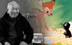 25 октября - 108 лет назад родился создатель диснеевского оленёнка Бэмби Тайрус Вонг