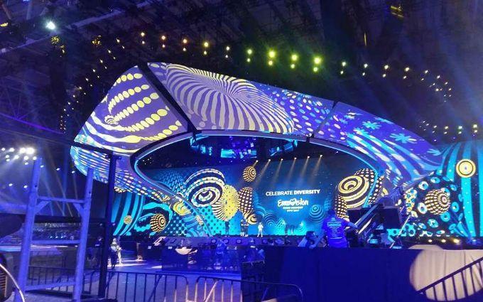 ВКиеве стартовал финал «Евровидения-2017»