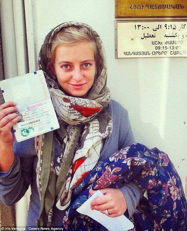 Женщина объехала автостопом 50 стран без копейки в кармане: опубликованы фото (7)