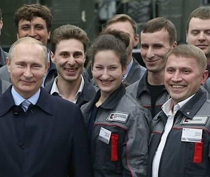 У мережі жорстоко посміялися над фото Путіна (1)