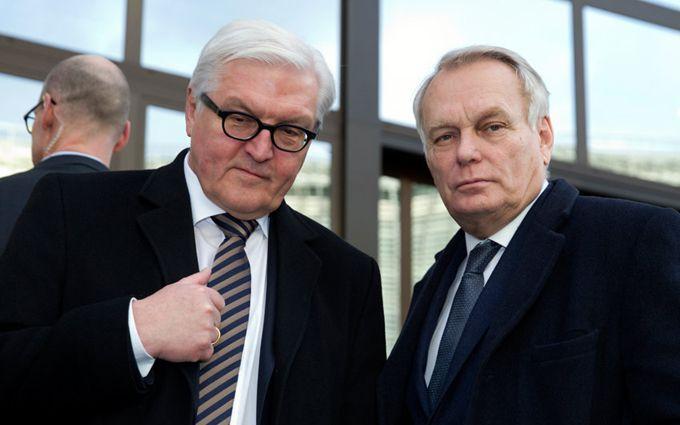 """Німеччина і Франція зробили гучні заяви про мир і """"особливий статус"""" Донбасу"""