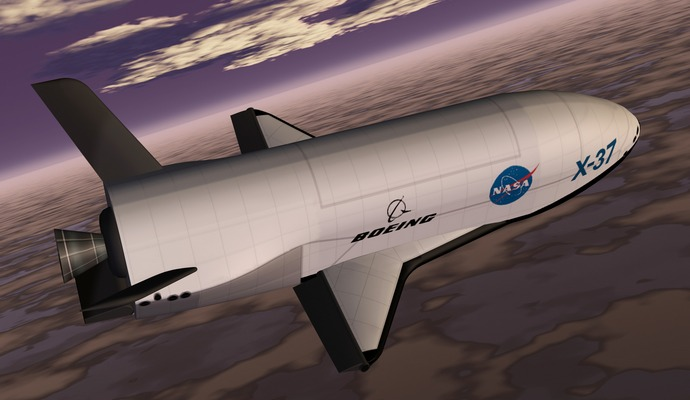 Европа будет участвовать в создании мини-шаттла для МКС