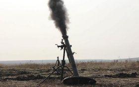 Террористы обстреляли как силы АТО, так и гражданских: есть пострадавший