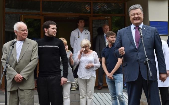 Афанасьєв і Солошенко розповіли, через що пройшли в путінській тюрмі: з'явилося відео