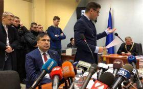 Михаил Саакашвили проиграл суд по иску к МВД Украины