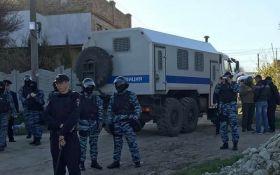 Обшуки в Криму супроводжувалися стріляниною і побиттям - соцмережі