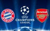 Где смотреть онлайн матч Бавария - Арсенал: расписание ТВ трансляций