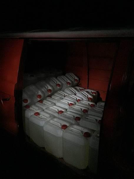 В Одеській області СБУ заблокувала контрабандний канал постачання спирту (3 фото) (2)