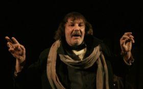 Відомий український актор Пантелюк помер прямо на вокзалі