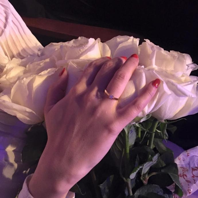 Мірзоян зробив пропозицію Тоні Матвієнко під час концерту: опубліковані фото і відео (2)