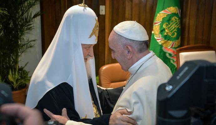 В декларации Папы Римского и Кирилла не забыли об Украине