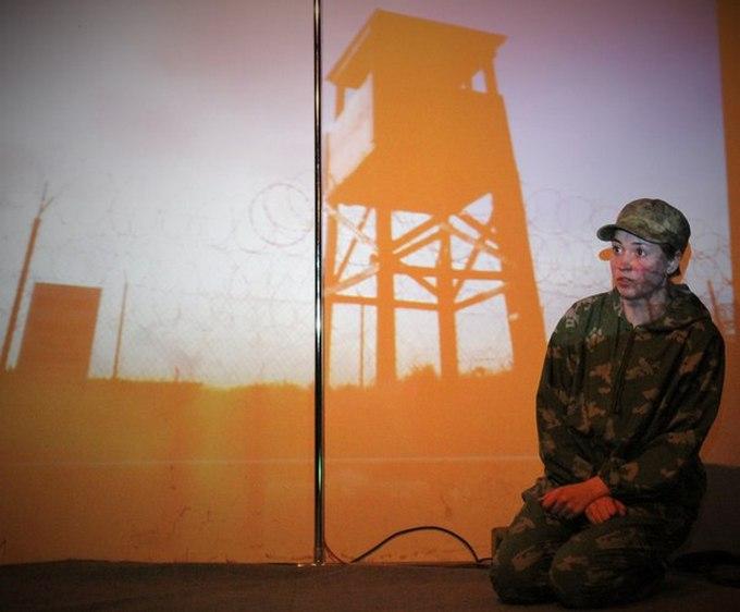 У Росії поставили божевільну виставу про хлопчика-бойовика ДНР: опубліковані фото (1)