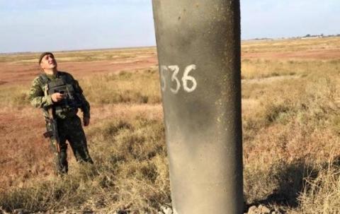 Міліція повідомила про пошкодження опори лінії електропередач у Крим
