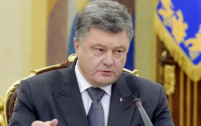 Порошенко оголосив про підготовку до вступу в НАТО