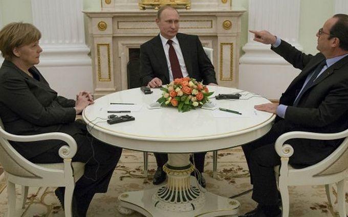 Бывший вице-премьер России назвал Минские соглашения наказанием для Украины