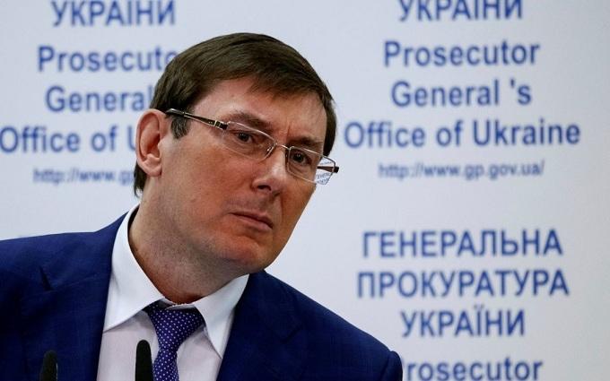 Луценко зробив гучну заяву про допит Яценюка, Турчинова і Авакова