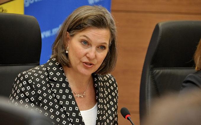 Стали відомі результати зустрічі Нуланд із заступником голови АП в Києві