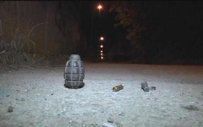 Під Одесою в поліцію кинули гранату: з'явилися фото і відео