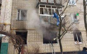 Взрыв квартиры в Сумах: появились фото и видео