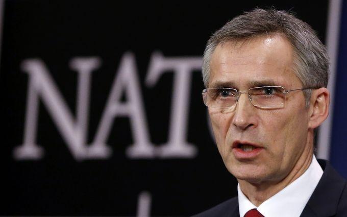 """""""Не будем наивными"""": генсек НАТО прокомментировал встречу с Лавровым"""