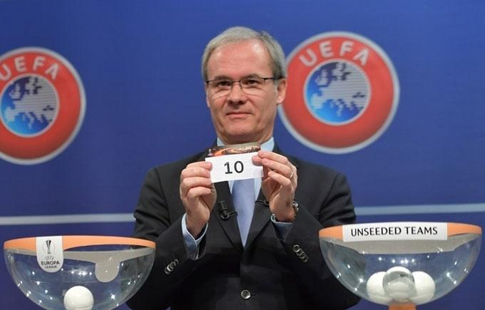 Результати жеребкування третього кваліфікаційного раунду Ліги Європи