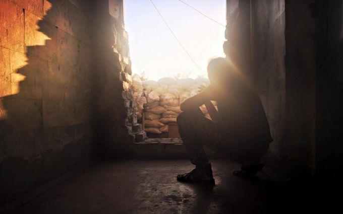 Боєць АТО розповів драматичну історію про життя українського воїна