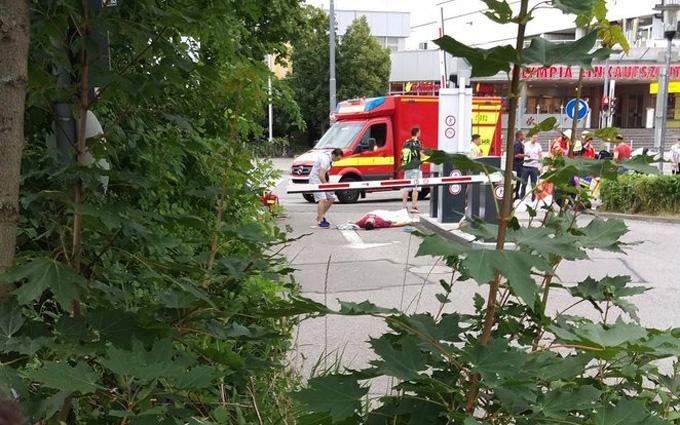Кількість жертв стрілянини в Мюнхені зросла: з'явилося нове відео і подробиці