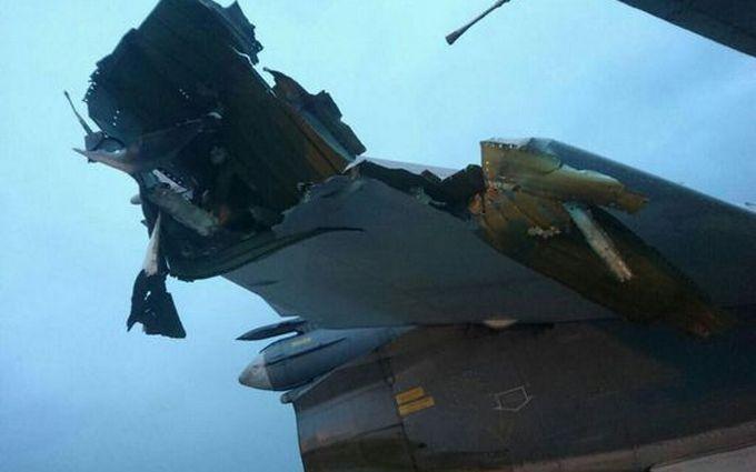 Обстріл авіабази РФ в Сирії: опубліковані фото з місця