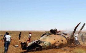 В Алжире разбился военный вертолет, погибли 12 человек