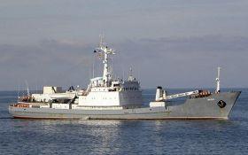Не смешите мой скотовоз: затонувший российский корабль высмеяли яркой фотожабой