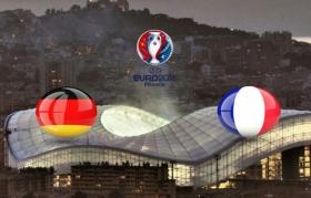 Де дивитися півфінал Євро-2016 Німеччина - Франція: розклад трансляцій