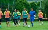Сборная Украины начала интенсивную подготовку к Евро-2016: опубликованы фото