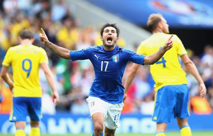 Бразилець вивів Італію в 1/8 фіналу Євро-2016: опубліковано відео