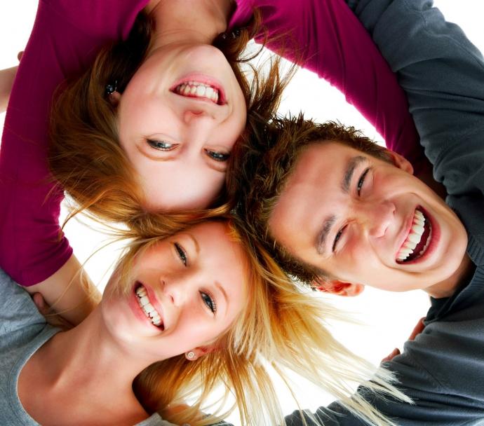 Смех помогает человеку оставаться стройным