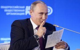 Видео с лестью в адрес Путина: появилась неожиданная версия