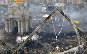 Годовщина трагедии на Майдане: соцсети взволновало архивное фото