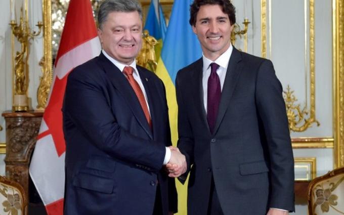 Україна підписала найважливішу угоду з Канадою: з'явилася інфографіка