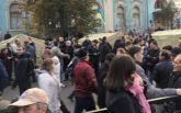Луценко пообещал, что палаточный городок возле Рады не будут сносить