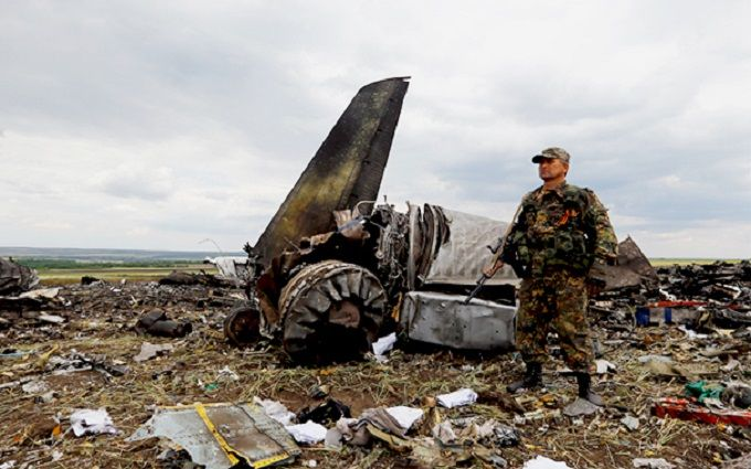 Размещена запись переговоров осбитом Ил-76