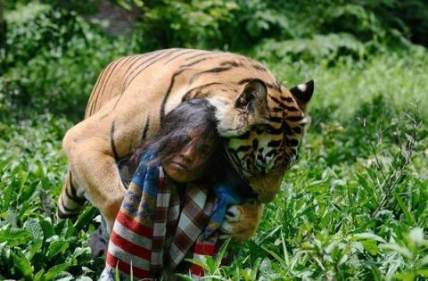 Неймовірна історія дружби тигра і людини (13 фото) (3)