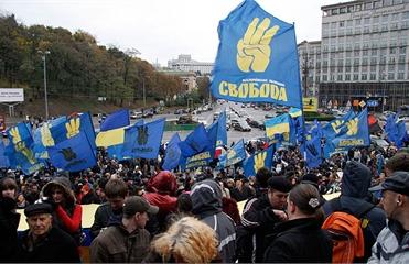 Свобода теряет рейтинг в Галичине, - СМИ
