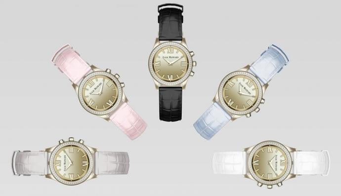 Компания HP представила женские смарт-часы с кристаллами Swarovski (5 фото) (4)