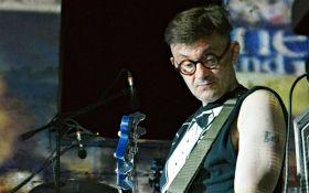 Знаменитый украинский рокер рассказал, почему не зарабатывает музыкой