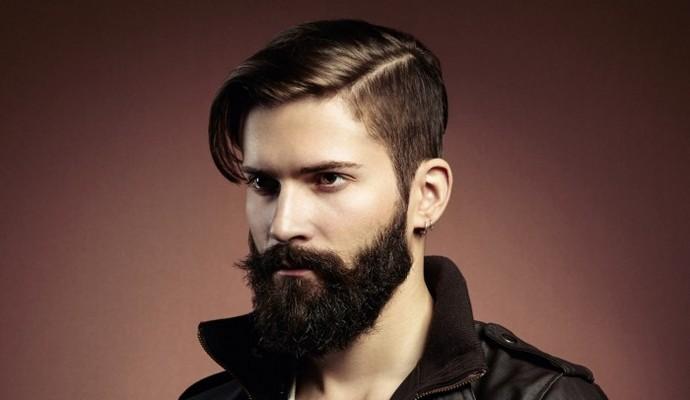 Бородатые мужчины более гигиеничны