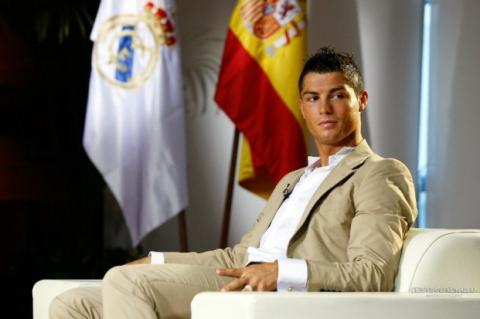 Криштиано Роналдо исполнилось 27 лет